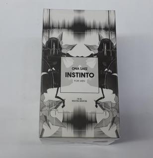 Perfume Ona Saez Instinto X 100 Ml Original