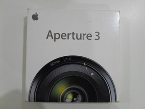 Aperture 3 - Apple Original