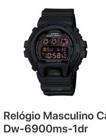 Relogo G Shock Da Casio 100% Original Com Garantia