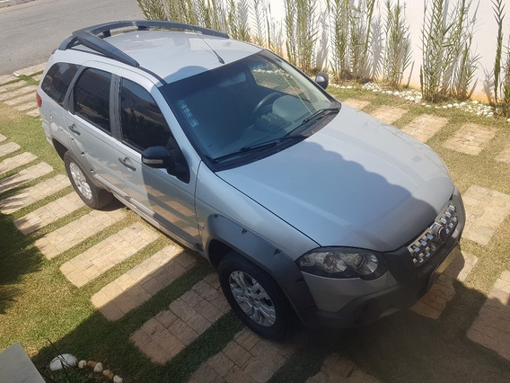 Fiat Palio 1.8 Mpi Adventure Locker Weeend 8v Flex 4p Manual