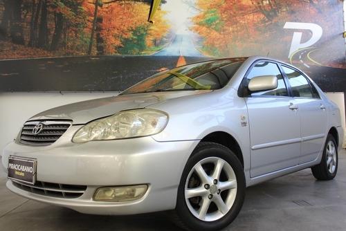 Toyota Corolla 1.8 Xli 16v Flex 4p Manual 2007/2008