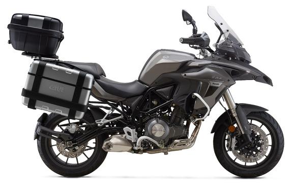 Trk 502 Abs Benelli Con Baules Incluidos. 500cc