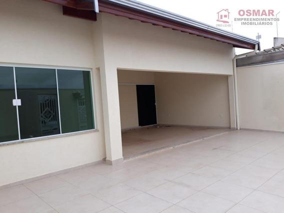 Residencial Bordon , Casa Com 3 Dorms Sendo 2 Suites , 3 Vagas , Ótimo Acabamento ! - Ca0776