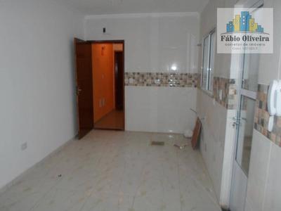 Cobertura Com 2 Dormitórios À Venda, 39 M² Por R$ 193.000 - Jardim Santo André - Santo André/sp - Co0073