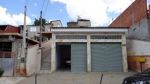 Casa Residencial À Venda, Parque Rodrigo Barreto, Arujá - Ca0152. - Ca0146