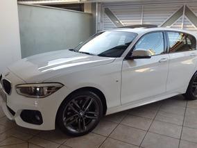 Bmw 125i 2.0 Turbo M Sport 16v Flex 2016 Branco 4 Portas Aut