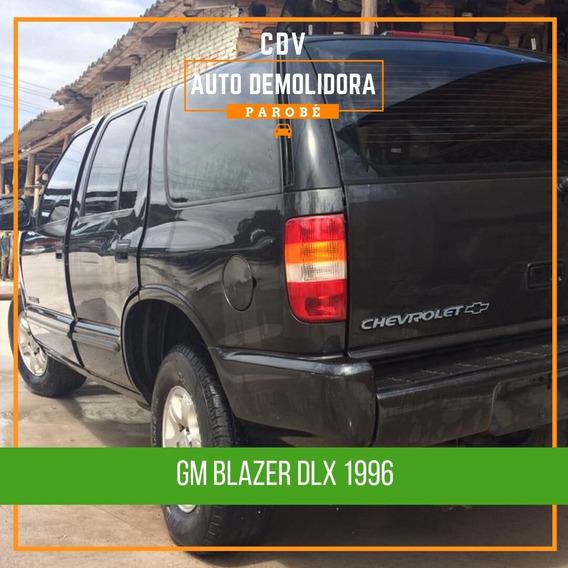 Sucata Gm Blazer Dlx 1996 Disponível Para Venda De Peças!