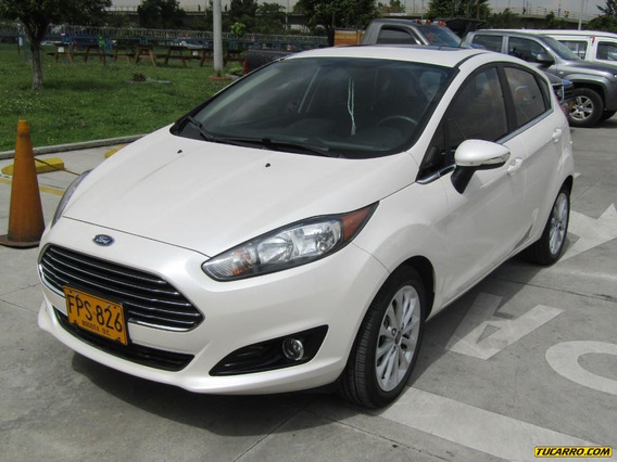 Ford Fiesta Titamium