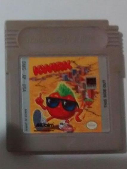 Game Boy Nintendo - Kwirk-original