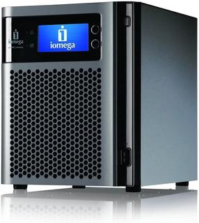 Iomega Lenovo Nas Px4-300d Network Storage, 4 Bahias 3.5