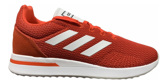 Tenis adidas Run70s Rojo B96556 Dancing Originals