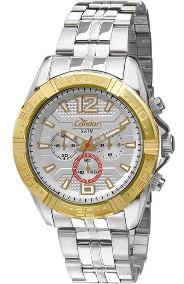 Relógio Masculino Condor Civic Covd54ag/3k Big Size