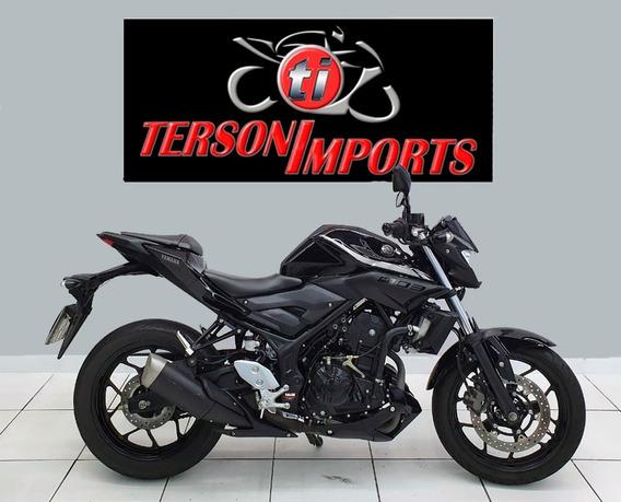 Yamaha Mt-03 Abs 2019 Preta