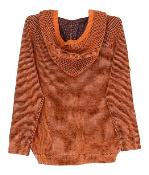 Sweater Algodon/acrilico Otto (741) Gold Ochre Hush Puppies