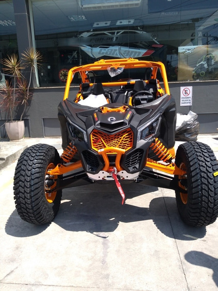 Can Am Maverick X3 Xrc 195 2020