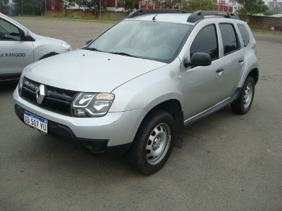 Renault Duster Expression 1.6 Ab507yu Asesor Carlos Torres