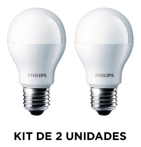 Lámpara Led Ecohome Tipo Bulbo E27, 12w/cálida - L27307