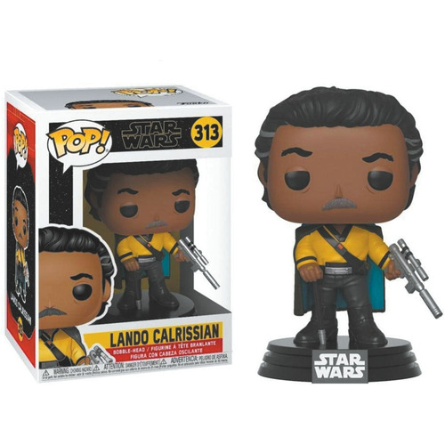 Figura Funko Pop Star Wars Lando Calrissian