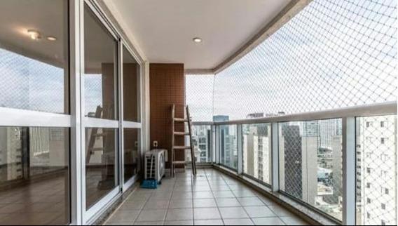 Apartamento Com 2 Dormitórios Para Alugar, 93 M² Por R$ 7.500,00/mês - Vila Olímpia - São Paulo/sp - Ap19355