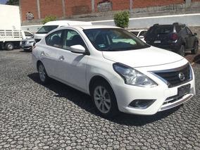 Nissan Versa Versa Advance Mt 2015 Seminuevos