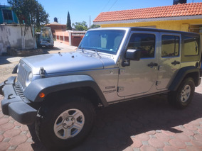 Jeep Wrangler 3.6 Unlimited Sport 4x4 At 2014