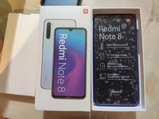 Xiami Redmi Note 8 - Nuevo, Traido De España