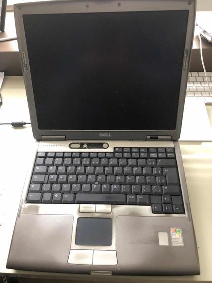 Notebook Dell Latitude Completo Bateria Cabo Manual Bolsa