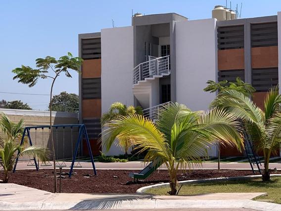 Departamento En Renta Completamente Nuevo En Punta Azul D-1