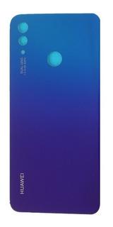 Tampa Traseira Huawei Nova 3i Azul Purple Original