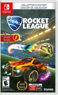 !!! Rocket League Para Nintendo Switch En Wholegames !!!