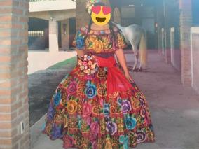 Vestido Xv Años Mexicano