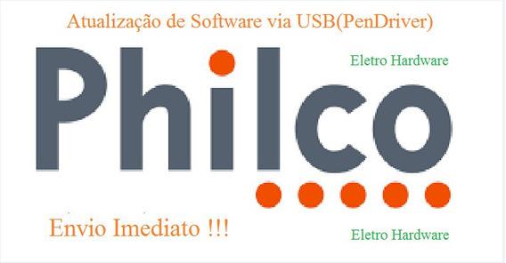 Atualização De Software Original Para Tv Philco Ph48s61dg