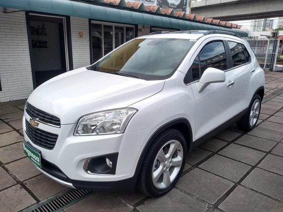 Chevrolet Tracker Ltz 1.8 16v Flex