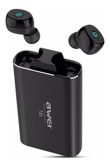 Fone De Ouvido Bluetooth Awei T85 Tws
