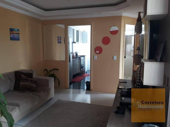 Ap0956 - Apartamento Com 2 Dormitórios À Venda, 50 M² Por R$ 225.000 - Jardim Oriente - São José Dos Campos/sp - Ap0956