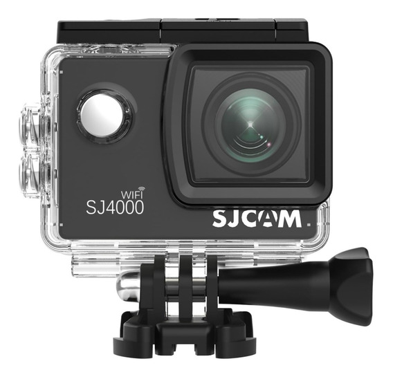 Sjcam Sj4000 Wifi Cámara De Acción Acuática Full Hd 12mp