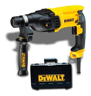Rotomartillo Sds-plus Dewalt D25133 800w 2.9j Con Maletin