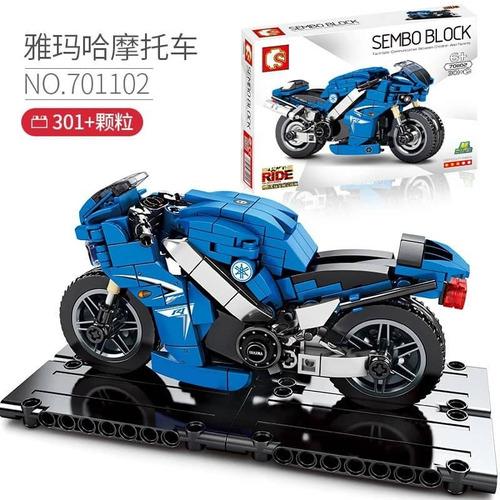 Lego Moto Yamaha Ducati