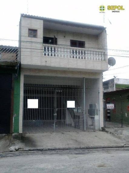 Salão Para Alugar, 60 M² Por R$ 1.000/mês - Cidade Líder - São Paulo/sp - Sl0084
