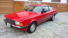 Ford Coupe Taunus 2.3 Gt Con Caja Sp5 Año 1981
