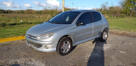 Peugeot 206 1.6 16 V 5 P.