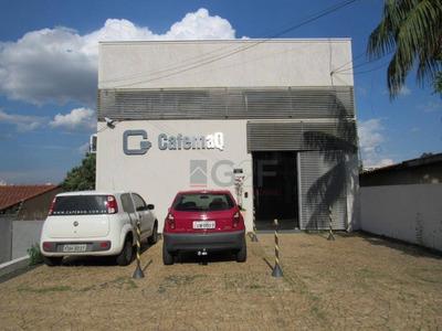 Imóvel Industrial/comercial Localizado No Bairro Jardim Do Trevo, Campinas - Ga0407