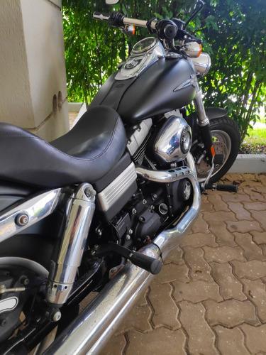 Harley Davidson Fatbob 2013