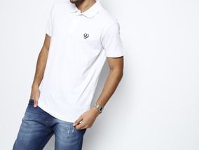 Camisa Polo Coca-cola Barato/promoção Branca - P