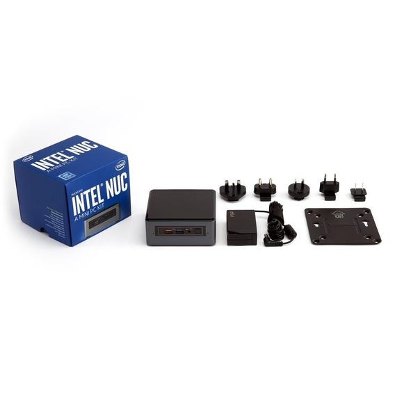 Miniordenador Nuc Nuc6cayh Intel J3455 Bluetooth 4.2 Icbtech