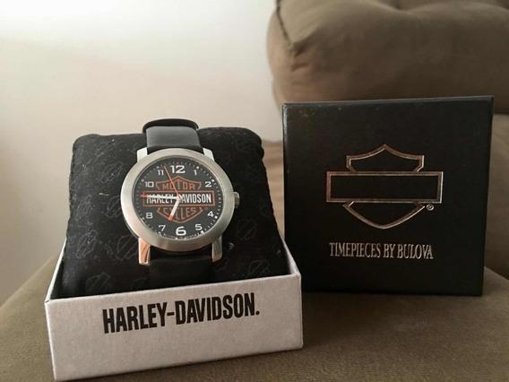 Relogio Bulova Harley Davidson