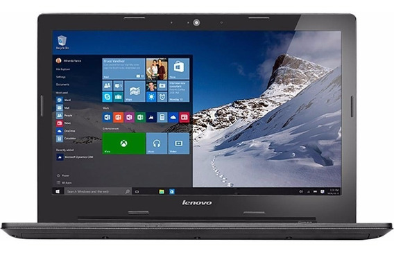 Notebook Lenovo G50-80 Core I5 4g 1tb 15