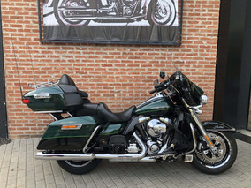 Harley Davidson Electra Glide Ultra Limited 2015 Impecável