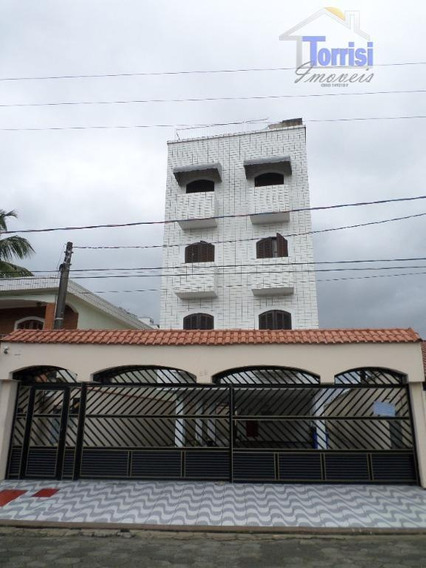 Cobertura Em Praia Grande, Aviação, 02 Dormitórios, Piscina Privativa Co027 - Co0027