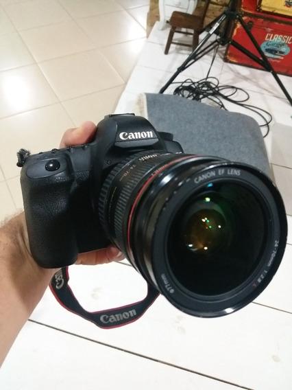 Câmera 5d Mark Ll Conservada Só Corpo